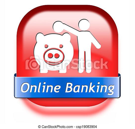 online banking - csp19083904