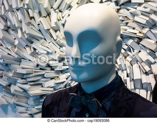 many books in the chaos - csp19093086
