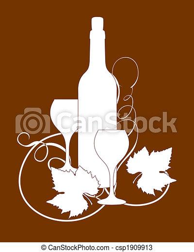 Wine - csp1909913