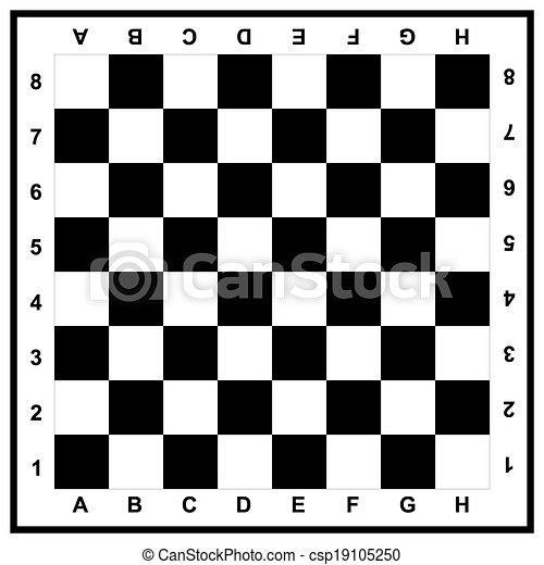 Рисунок шахматная доска