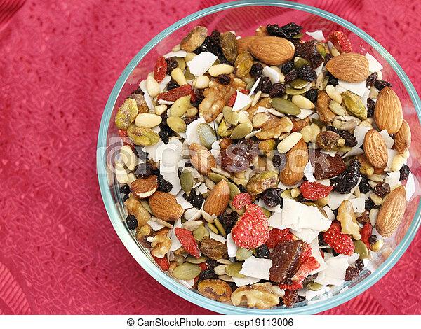 Super Fruit and Nut Mix - csp19113006
