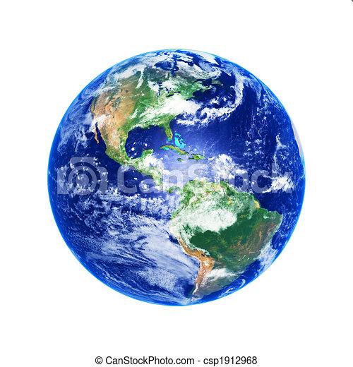 Earth - csp1912968