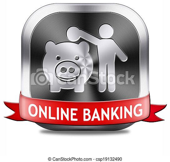 online banking - csp19132490
