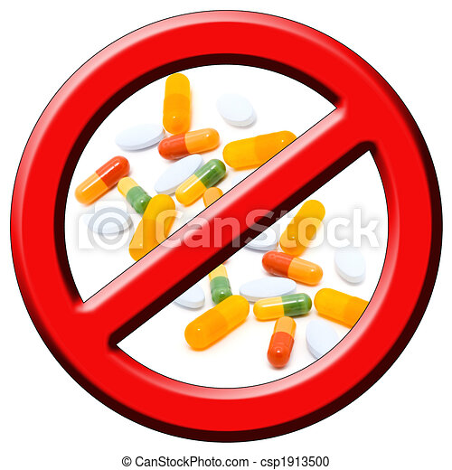 Stop Drugs! - csp1913500