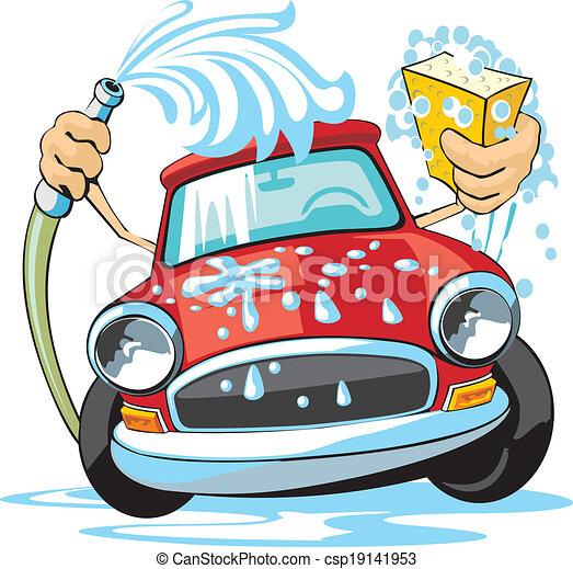 Mit was auto waschen