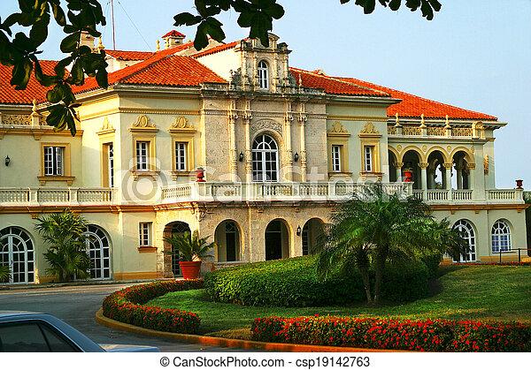 Yacht Club Miramar Havana Cuba 19142763 on Small Country Home House Plans