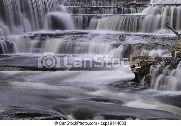 Waterfalls - csp19144083