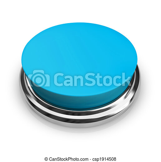 Put Your Text on Blank Button - csp1914508