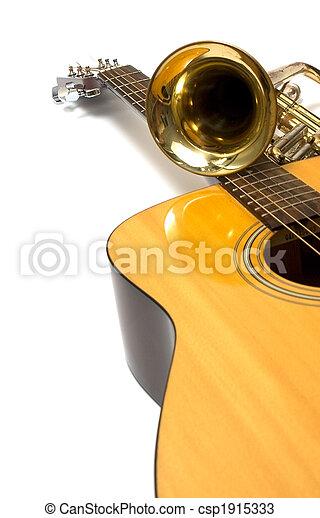 Music instruments - csp1915333