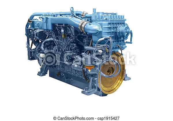 ship engine 2 - csp1915427