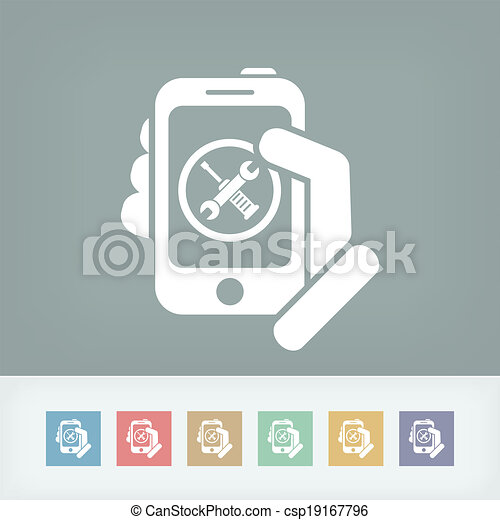 Device setting icon - csp19167796