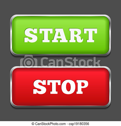start stop button icon images. Black Bedroom Furniture Sets. Home Design Ideas