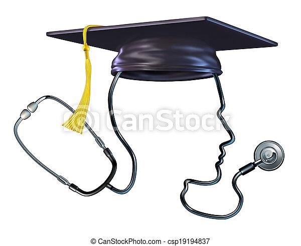 Medical Education Concept - csp19194837