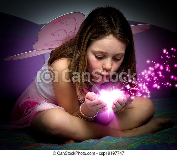 little princess - csp19197747