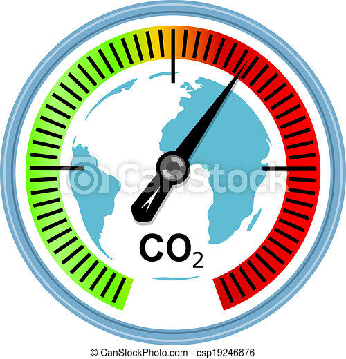 Climate change and global warming concept - csp19246876