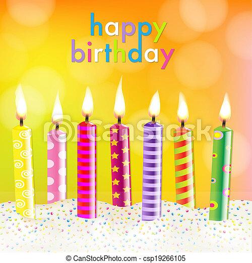 Birthday Card - csp19266105