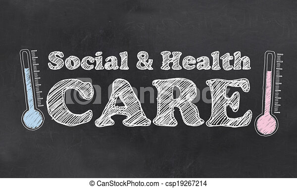 Social and Health Care - csp19267214