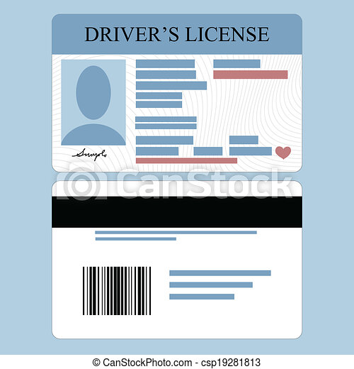 Driving license Illustrations and Clip Art. 753 Driving license ...