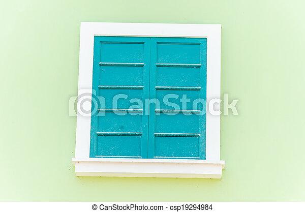 Vintage tuscany italian Window italian tuscany style