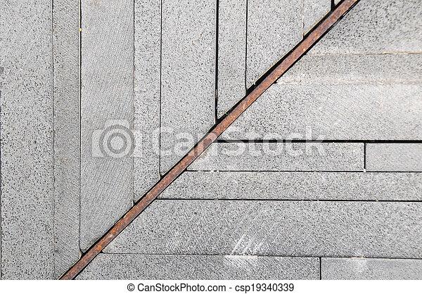 Modern Rock Floor