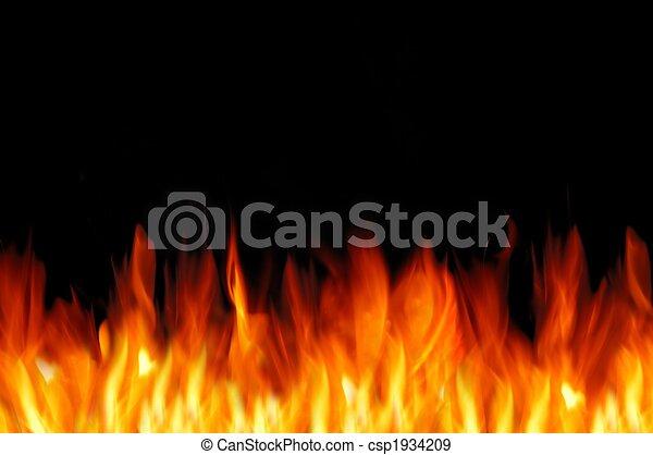 Fire wall - csp1934209
