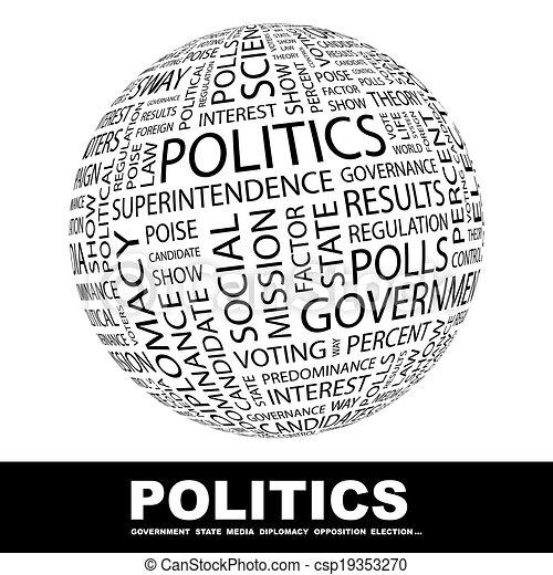 POLITICS. - csp19353270