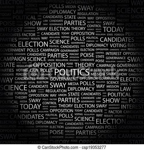 POLITICS. - csp19353277