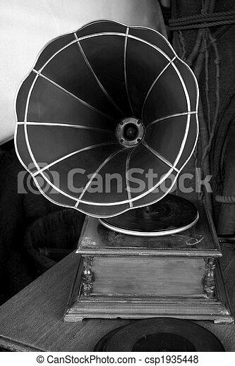 phonographe - csp1935448