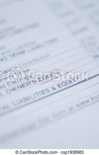 Ensure Equity - csp1938983