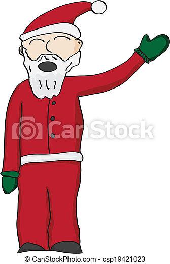 Santa Clause - csp19421023