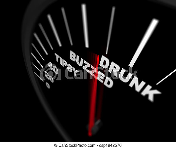 Too Much to Drink - Alcoholism - csp1942576
