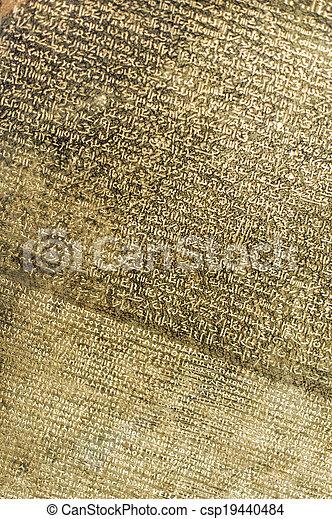 Detail view of Rosetta Stone - csp19440484