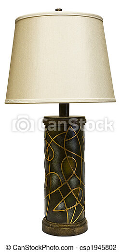 Table Lamp with Shade - csp1945802