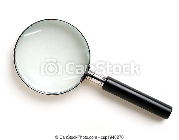 magnifying glass - csp1948276