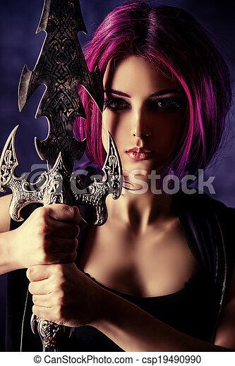 fantasy pink - csp19490990