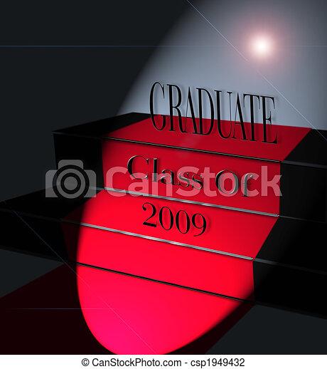Graduation Steps - csp1949432