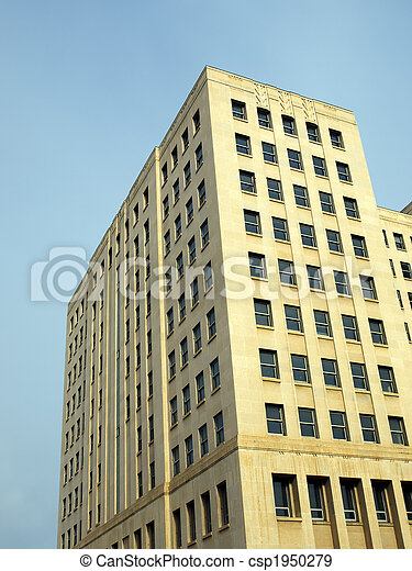 Historic Government Building - csp1950279