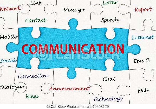 コミュニケーション, 概念 - csp19503129