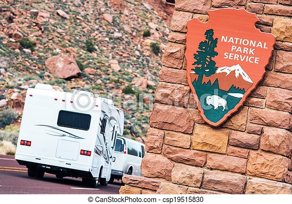 American National Parks - csp19515830