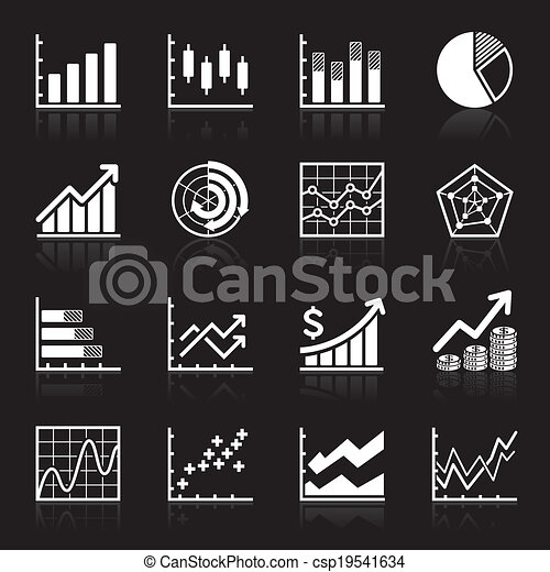 Business Infographic icons. - csp19541634