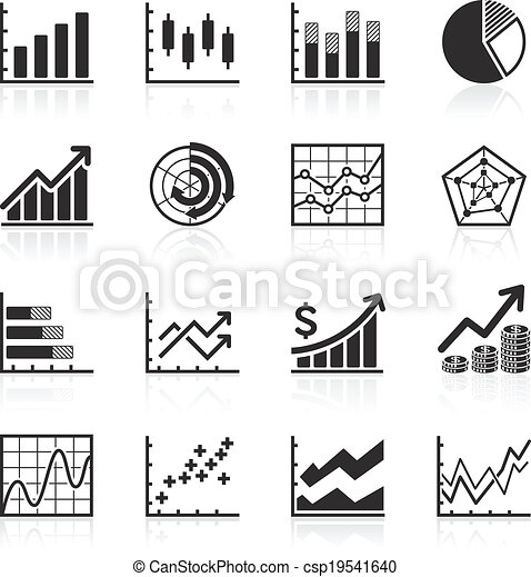 Business Infographic icons. - csp19541640