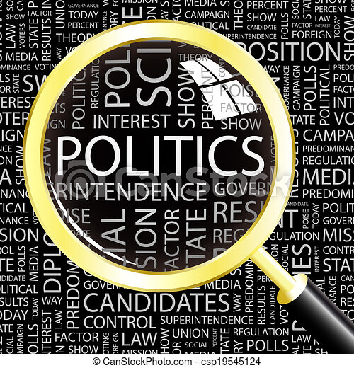 POLITICS. - csp19545124