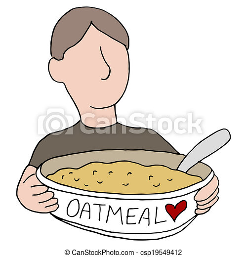 Image Gallery oatmeal clip art Quaker Oatmeal Clip Art