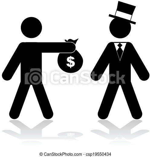 vectors of giving money concept illustration showing a money sign clip art free money sign clip artwipesimples
