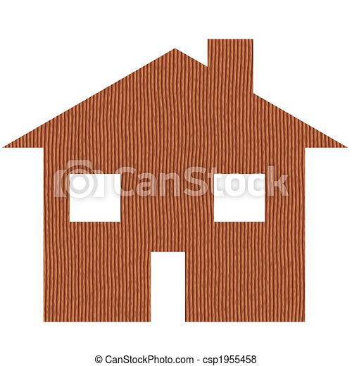 Wooden House - csp1955458