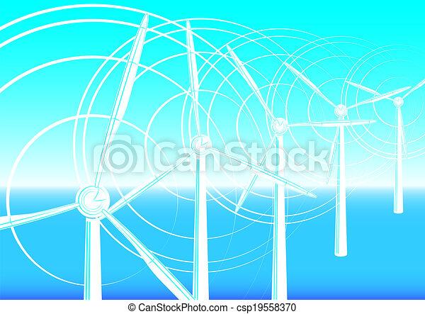 clean energy - csp19558370