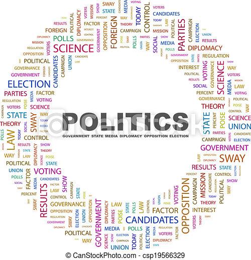 POLITICS. - csp19566329