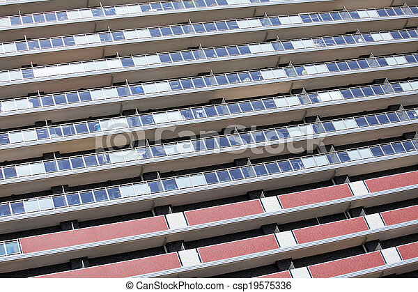 Residential building - csp19575336