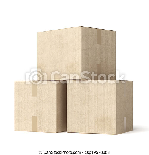 cardboard moving boxes  3
