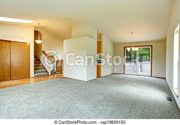 Stock de fotos casa interior vac o vida habitaci n for Cuarto piso pelicula